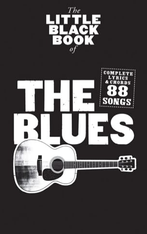 - The Little Black Songbook Of The Blues - Partition - di-arezzo.fr
