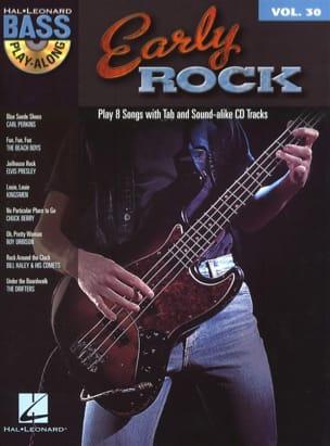 - Bass Play-Along Volume 30 - Early Rock - Sheet Music - di-arezzo.co.uk
