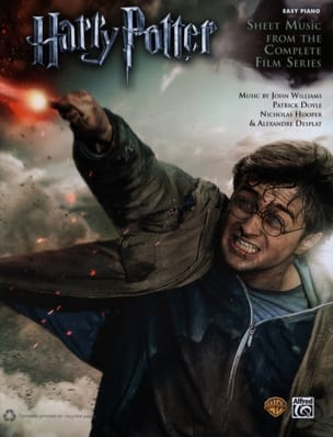 John Williams, Patrick Doyle, Nicholas Hooper & Alexandre Desplat - Harry Potter - The Complete Movie Series - Easy Piano - Sheet Music - di-arezzo.com