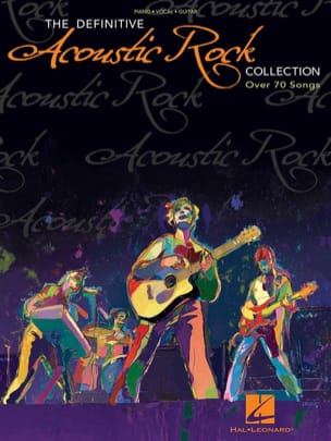 The Definitive Acoustic Rock Collection - Partition - di-arezzo.fr