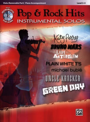 - Pop - Rock hits - Instrumental solos - Sheet Music - di-arezzo.co.uk