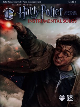 John Williams, Patrick Doyle, Nicholas Hooper & Alexandre Desplat - Harry Potter - Instrumental Solos - Sheet Music - di-arezzo.co.uk
