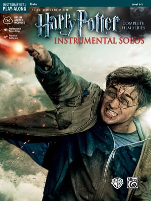 John Williams, Patrick Doyle, Nicholas Hooper & Alexandre Desplat - Harry Potter - Instrumental solos - Partition - di-arezzo.fr