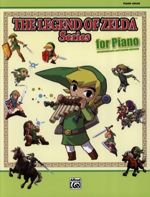 Musique de Jeux Vidéo - The legend of Zelda series for piano Intermediate / advanced edition - 楽譜 - di-arezzo.jp