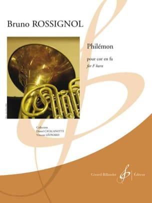 Bruno Rossignol - Philemon - Sheet Music - di-arezzo.com