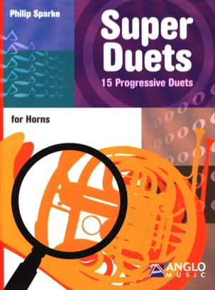 Philip Sparke - Super Duets - 15 Progressive Duets - Sheet Music - di-arezzo.co.uk