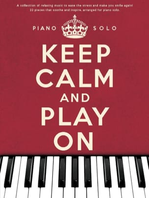 - Keep calm and play on - Sheet Music - di-arezzo.com
