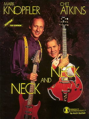 Chet Atkins & Mark Knopfler - Neck and neck - Partition - di-arezzo.fr