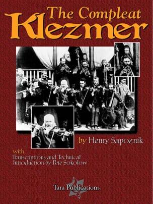 Henry Sapoznik - The compleat Klezmer - Sheet Music - di-arezzo.co.uk