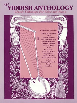 - The Yiddish Anthology - Sheet Music - di-arezzo.com