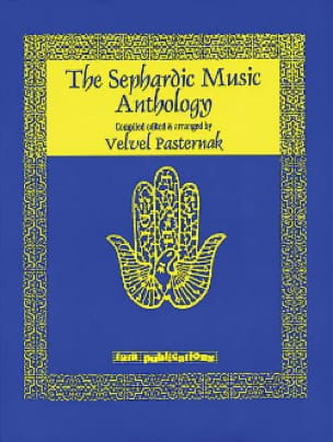 - The sephardic music anthology - Sheet Music - di-arezzo.co.uk