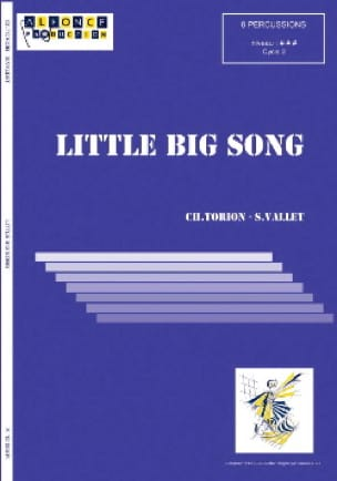 Torion Christophe / Vallet S. - Little big song - Partition - di-arezzo.fr