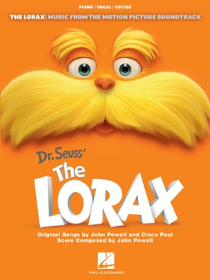 Paul Cinco / Powell John - The Lorax - Partition - di-arezzo.fr