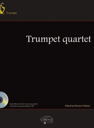 - Trumpet quartet - Partition - di-arezzo.fr
