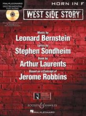 Leonard Bernstein - West side story - Instrumental play-along - Sheet Music - di-arezzo.com