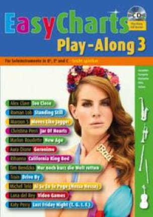 - Easy charts play-along volume 3 - Sheet Music - di-arezzo.co.uk