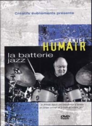 Daniel Humair - DVD - The jazz drums - Sheet Music - di-arezzo.com