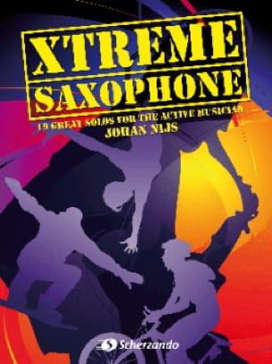 Johan Nijs - Xtreme saxophone - Partition - di-arezzo.fr