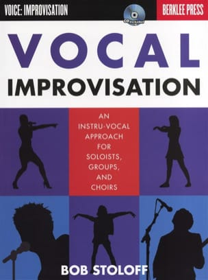 Bob Stoloff - Vocal improvisation - Berklee Press - Sheet Music - di-arezzo.com