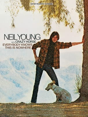 Everybody Knows This Is Nowhere Neil Young Partition laflutedepan