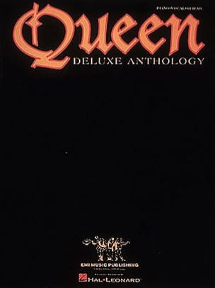 Queen - Queen Deluxe Anthology - Partition - di-arezzo.fr