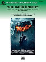 Zimmer Hans / Howard James Newton - Selections from the Dark Knight - Batman - Sheet Music - di-arezzo.com