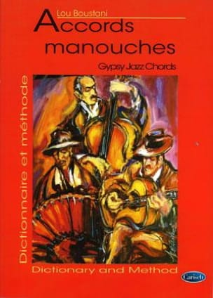 Lou Boustani - Manouche chords - Gypsy jazz chords - Sheet Music - di-arezzo.co.uk
