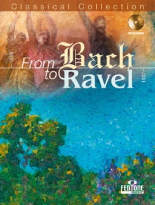 From Bach to Ravel - Sheet Music - di-arezzo.co.uk