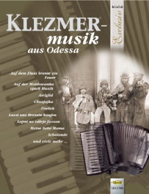 Martina Schumeckers - Klezmer-musik aus Odessa - Sheet Music - di-arezzo.co.uk
