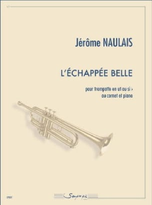 Jérôme Naulais - The great Escape - Sheet Music - di-arezzo.com