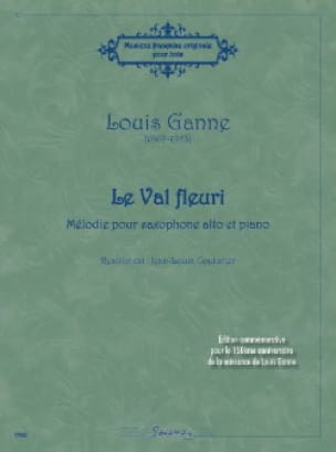 Louis Ganne - The Val Fleurie - Sheet Music - di-arezzo.co.uk