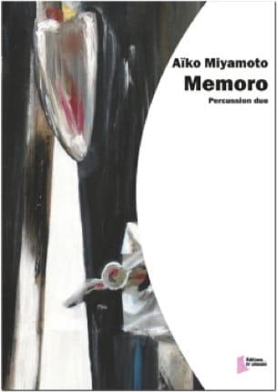 Aïko Miyamoto - Memoro - Sheet Music - di-arezzo.com