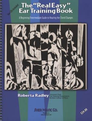Roberta Radley - The Real Easy Ear Training Book - Sheet Music - di-arezzo.co.uk