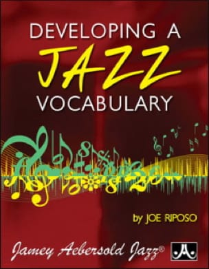 METHODE AEBERSOLD - Developping a jazz vocabulary - Sheet Music - di-arezzo.co.uk