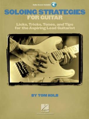 Tom Kolb - Estrategias de solos para guitarra - Partitura - di-arezzo.es