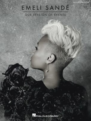 Our Version Of Events Emeli Sandé Partition Pop / Rock - laflutedepan