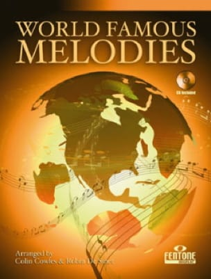 World famous melodies Partition Accordéon - laflutedepan