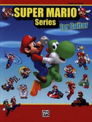 Musique de Jeux Vidéo - Super Mario Series for Guitar - Sheet Music - di-arezzo.co.uk