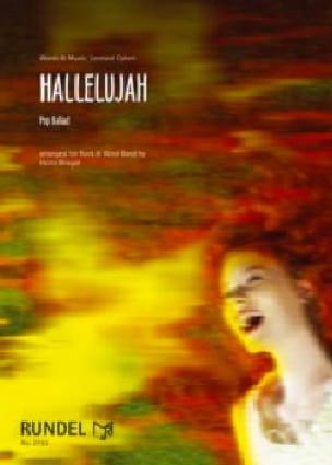 Hallelujah - Leonard Cohen - Partition - ENSEMBLES - laflutedepan.com