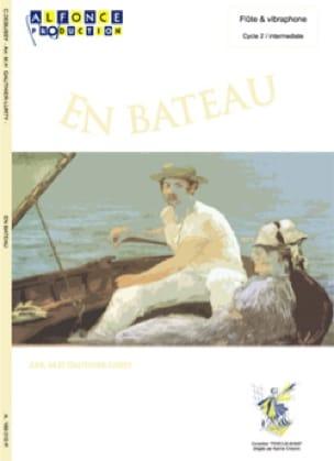 En bateau - DEBUSSY - Partition - Vibraphone - laflutedepan.com