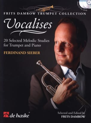 Ferdinand Sieber - Vocalises - 20 Selected melodic studies - Sheet Music - di-arezzo.com