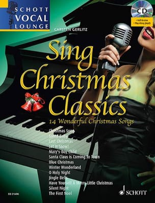 - Sing christmas classics - 14 Wonderful christmas songs - Partition - di-arezzo.fr