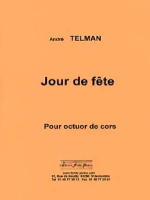 Jour de fête - André Telman - Partition - Cor - laflutedepan.com