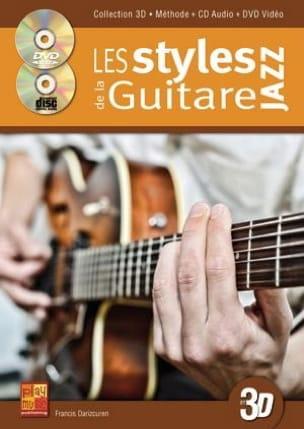 Les styles de la guitare jazz en 3D & DVD laflutedepan