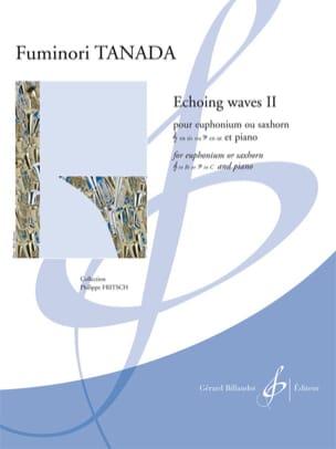 Fuminori Tanada - Echoing waves II - Sheet Music - di-arezzo.com