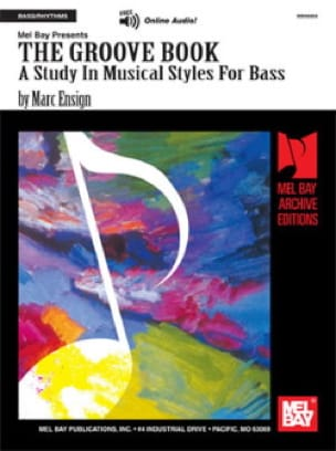 The groove book - A study in musical styles for bass - laflutedepan.com