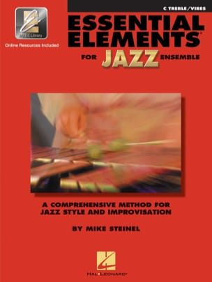 Mike Steinel - Essential elements for jazz ensemble - Partition - di-arezzo.fr