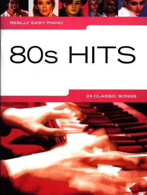 Really easy piano - 80's hits Partition Pop / Rock - laflutedepan