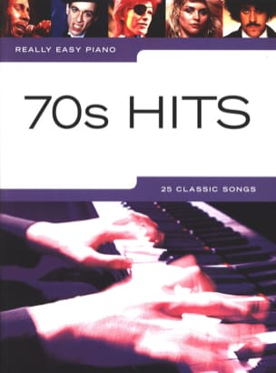 Really easy piano - 70's hits - Sheet Music - di-arezzo.co.uk