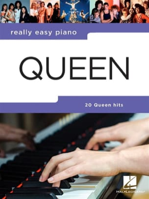 Queen - Really easy piano - Partition - di-arezzo.fr